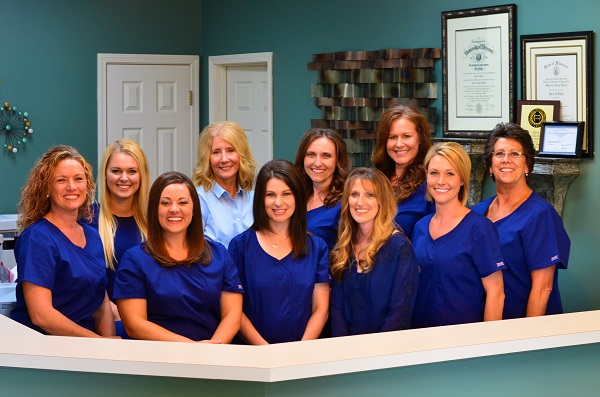 the dental team from Platte Valley Dental Care